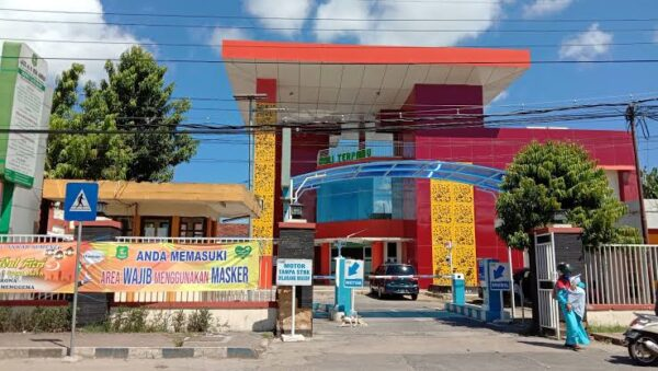RSUDMA Sumenep Percantik Gedung Poli untuk Kenyamanan Pelayanan Bagi Masyarakat
