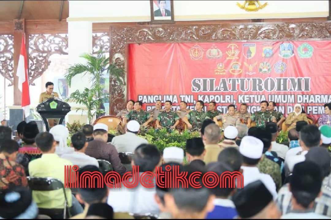 Kehadiran Panglima TNI dan Kapolri Diyakini Bupati Berdampak Strategis Bagi Kemajuan Masyarakat Pamekasan