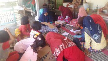 Pemuda Desa Kembangkan SDM dengan Literasi