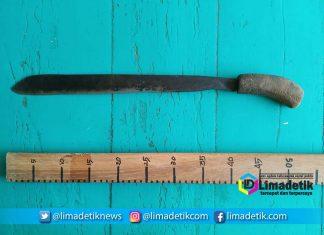 Barang bukti (BB) milik tersangka (Humas Polres for Limadetik.com)