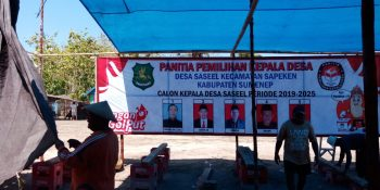 Sehari Jelang Pelaksanaan Pilkades di Kepulauan, Ketua Panitia Pilkades Saseel Pastikan Aman