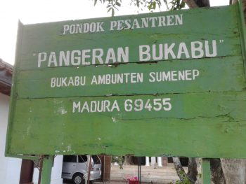 Menengok Sekolah Gratis Yayasan Pangeran Bukabu di Desa Bukabu Kecamatan Ambunten Sumenep