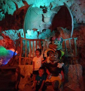 Libur Akhir Tahun, Pengunjung Gua Soekarno Membludak