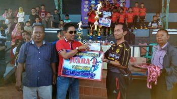 Kompetisi U-13 Askab PSSI Sumenep, Trofic FC Keluar Sebagai Juara