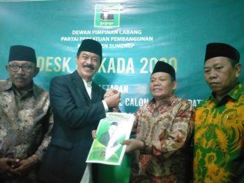 Rekom PKB Tak Kunjung Turun, Fattah Jasin Mencoba Peruntungan Lewat PPP