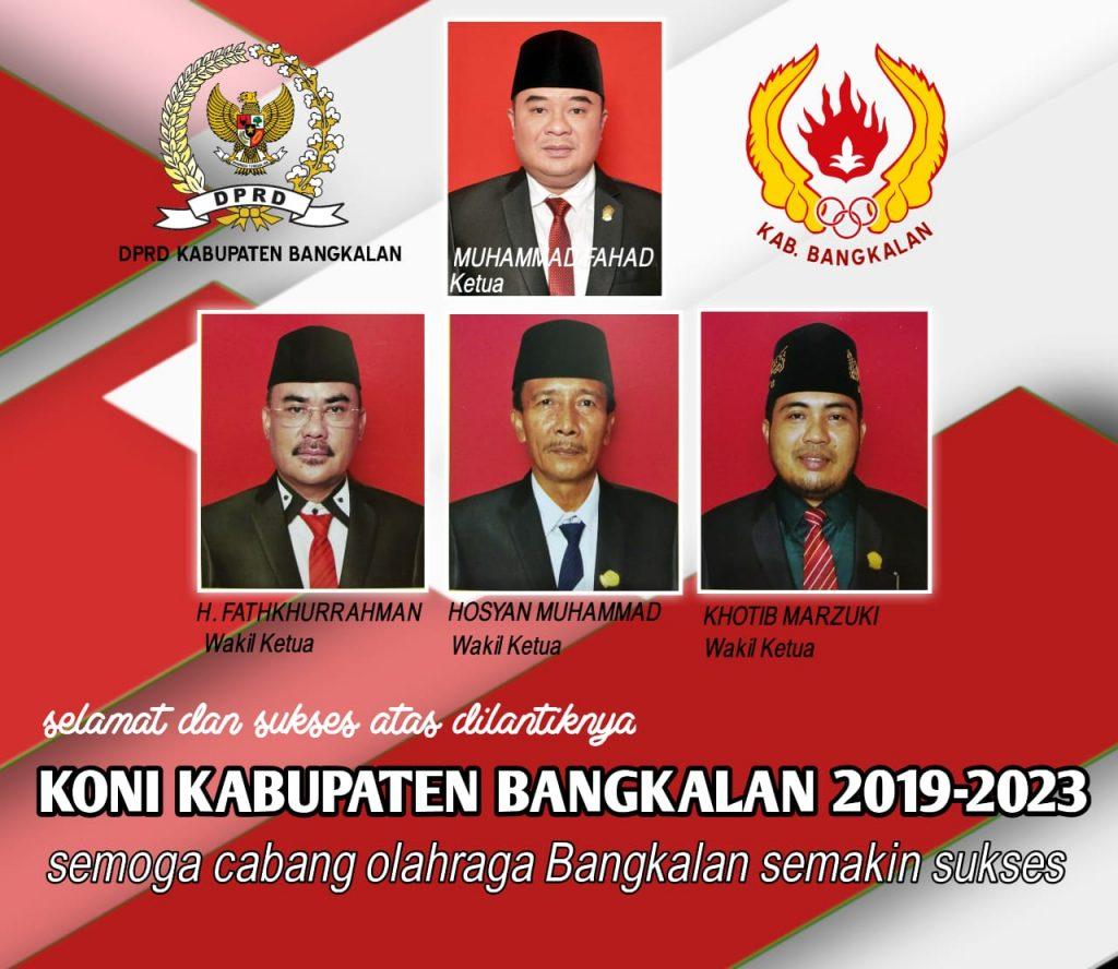 Koni Kabupaten Bangkalan
