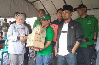 Kembali PPP Bondowoso Serahkan Bantuan Bagi Korban Banjir Ijen