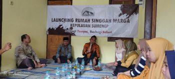 Wabup Achmad Fauzi Launching Rumah Singgah untuk Warga Kepulauan Sumenep