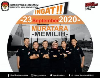 KPU Muratara..!! 23 September 2020