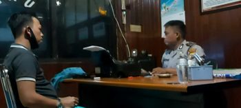 Diduga Lakukan Penghinaan dan Pengusiran Terhadap Wartawan, Ade Barto Ajudan T. Aswendi di Polisikan