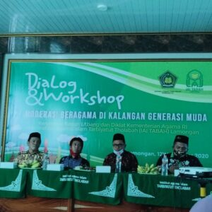 Dialog Moderasi Beragama di Kalangan Generasi Muda di Kampus IAI Tarbiyatut Tholabah Lamongan