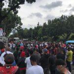 Aksi Massa Berulang-ulang Geruduk Balai Kota, Anies Didesak Turun