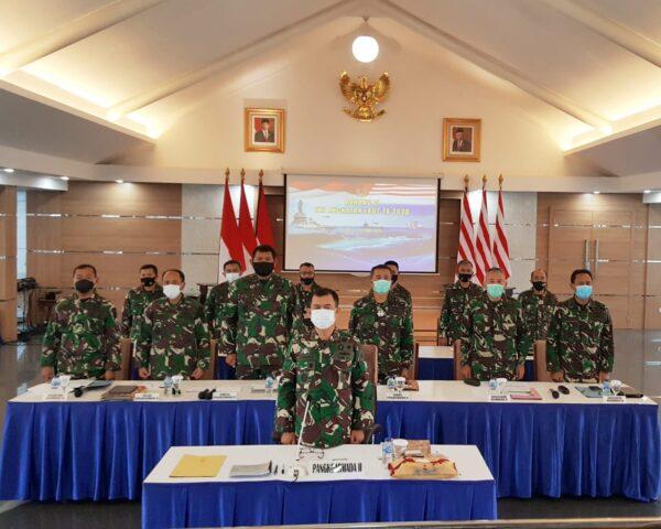 33 Pangkoarmada II Ikuti Rakor Renaku II UO TNI AL Tahun 2020.1 e1606912078895