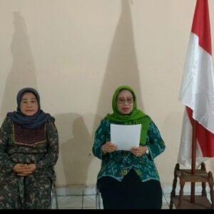 Pernyataan Sikap PW Muslimat NU DKI Jakarta Terkait Situasi Saat Ini