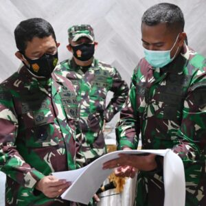 Ambil Langkah Persuasif, Pangdam Amankan Aset TNI