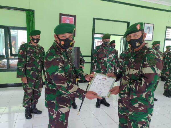 Danramil Krembangan Bergeser Duduki Jabatan Pamen Mabes TNI