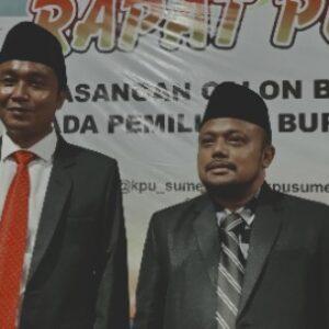 KPU Sumenep Tetapkan Achmad Fauzi-Dewi Khalifah Bupati Terpilih dalam Rapat Pleno Terbuka
