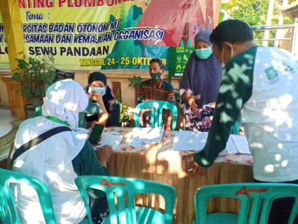 COVID-19 Belum Usai, LPBI NU Kembali Distribusikan Bantuan Paket Bahan Pokok Makanan