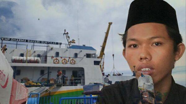 Himpass Kritisi Kebijakan PT Sumekar Mengizinkan KMP DBS III Berlayar