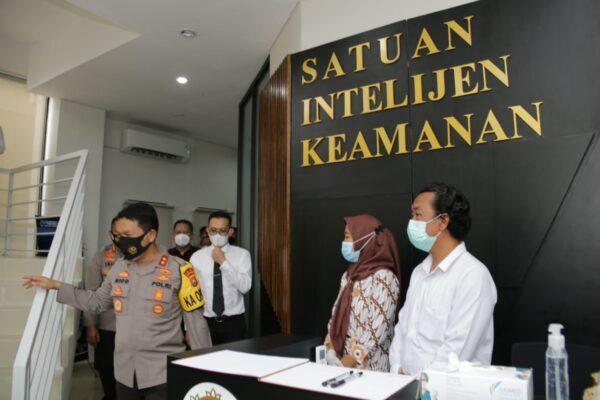 Tingkatkan Pelayanan, RPK di Mapolrestabes Surabaya Diresmikan Kapolda Jatim
