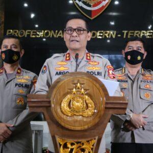 Jakarta Lockdown 12-15 Februari Kadiv Humas Polri: Hoax