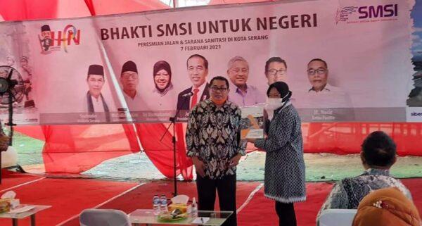 HPN 2021, Bhakti SMSI Untuk Negeri