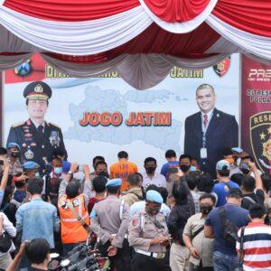 Penyelundup Kendaraan Bodong ke Timor Leste Ditangkap Subdit Jatanras Polda Jatim