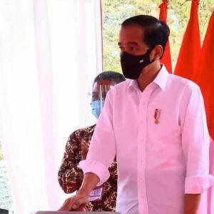 Presiden RI Resmikan Bendungan Tukul di Kabupaten Pacitan, Ini Harapannya