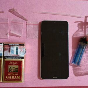 Dibekuk Karena Kasus Curanmor, Ternyata Pelaku Pemakai Narkoba