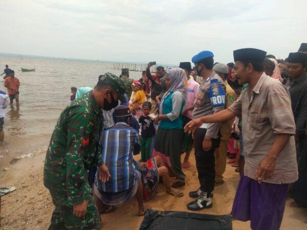 Nelayan yang Dikabarkan Hilang Tenggelam Ditemukam Meninggal Terapung