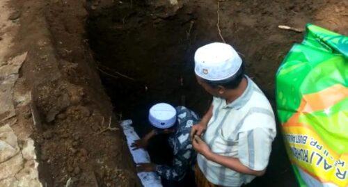 Subhanallah.! Meninggal 4 Tahun Lalu, Jasad Kyai di Bondowoso Tetap Utuh