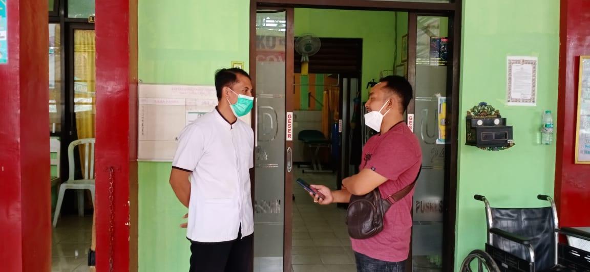 Puskesmas Pandian Lakukan Vaksinasi Bagi Masyarakat