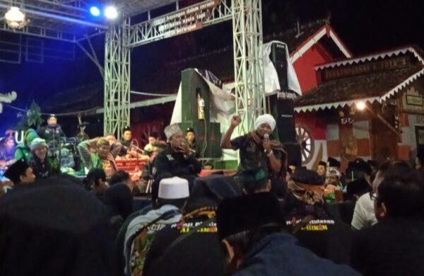 Sejumlah Jamaah dari Berbagai Wilayah Hadir dalam Pengajian dan Milad Gus Imm