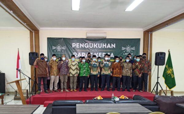 PCNU Tangsel Gelar Pengukuhan Pengurus LWPNU