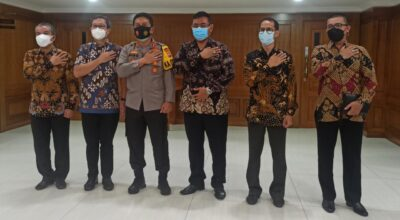 Bersama DPD REI, Polda Jatim Akan Tindak Tegas Mafia Tanah