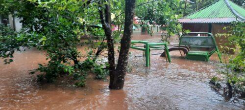 Kamar Santri di Sumenep Jebol Akibat Diterjang Banjir