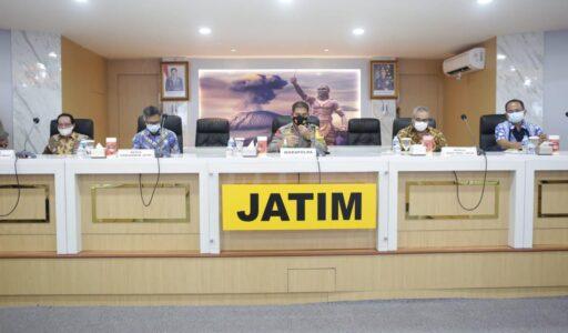 Wakapolda Jatim Beri Apresiasi Kasatker dan Anggota Jajaran Polda Jatim Dapat WBK dan WBM