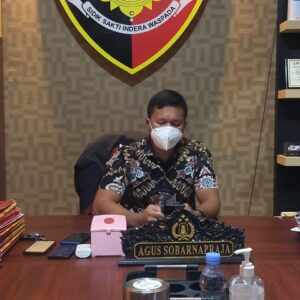 Polisi Amankan Satu Pelaku Pembunuhan Arosbaya