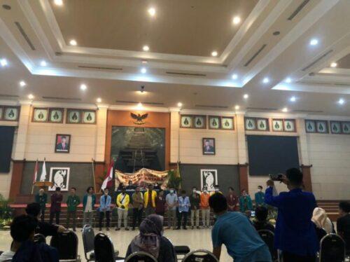 Legalitas Koordinator Pusat BEM Nusantara dalam Temu Nasional XII