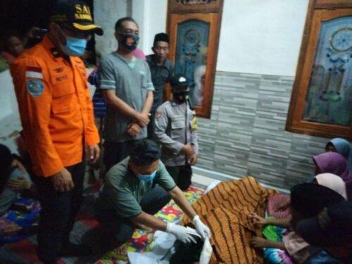 Setelah Hilang Selama Dua Hari, Jasad Hasbullah Akhirnya Ditemukan