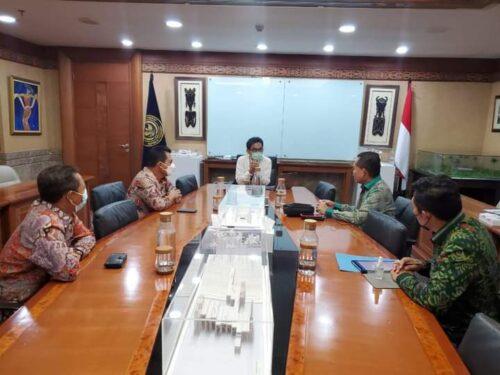 Gubernur Kepri Undang Menparekraf Hadiri Vaksinasi Pelaku Pariwisata