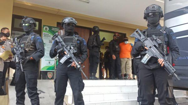 Tim Densus 88 Berhasil Menangkap 22 Terduga Teroris Jaringa Jamaah Islamiyah
