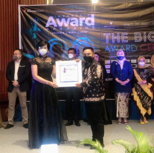 "Delapan Langkah Kompol Dr (C) Netty Rosdiana Siagian Penerima ""INDONESIA WOMEN EXCELLENCE AWARD 2021"""