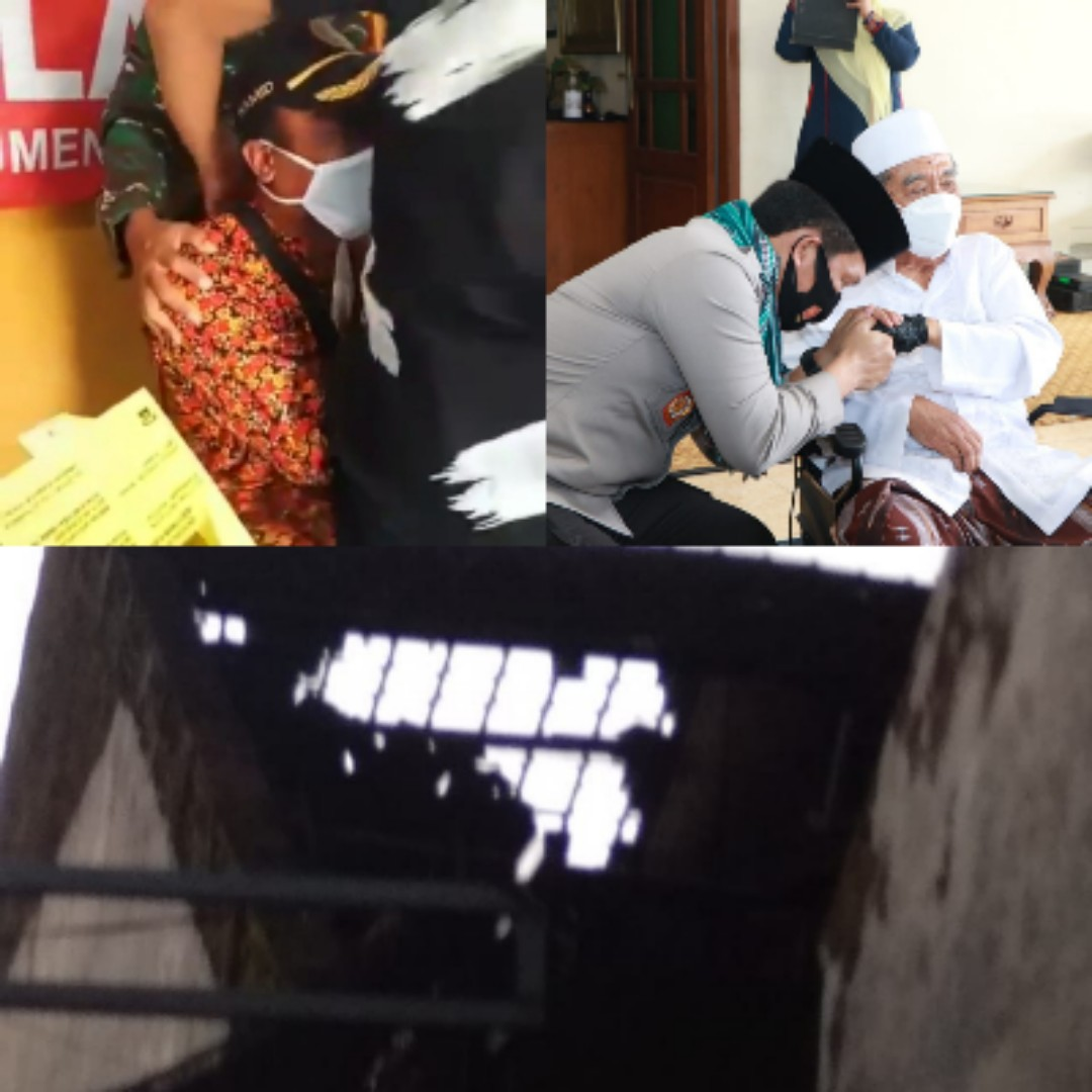 [POPULER] Bencana Alam di Sidoarjo, Kapolda Jatim dapat Sorban, ASN Nangis Disuntik