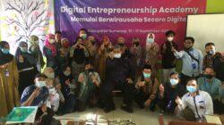 Melalui Digital Entrepreneurship Academy, Pemkab Sumenep Persiapkan Pengusaha Tangguh
