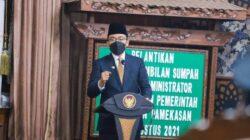 Akan Jadi Tuan Rumah MTQ ke XXIX, Bupati Baddrut: Pembangunan Sentra PKL Segera Dirampungkan