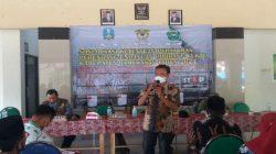 Sosialisasi Terkait Pita Rokok Ilegal Pemkab Pamekasan dan Bea Cukai di Desa Laden