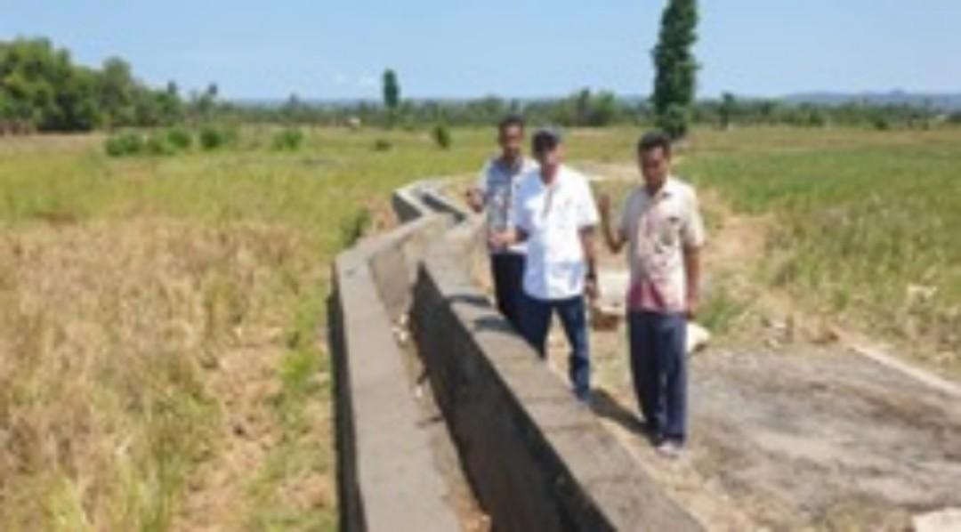 Berita Foto_ Tahap Penyelesaian Pekerjaan P3-TGAI di Sumenep 3