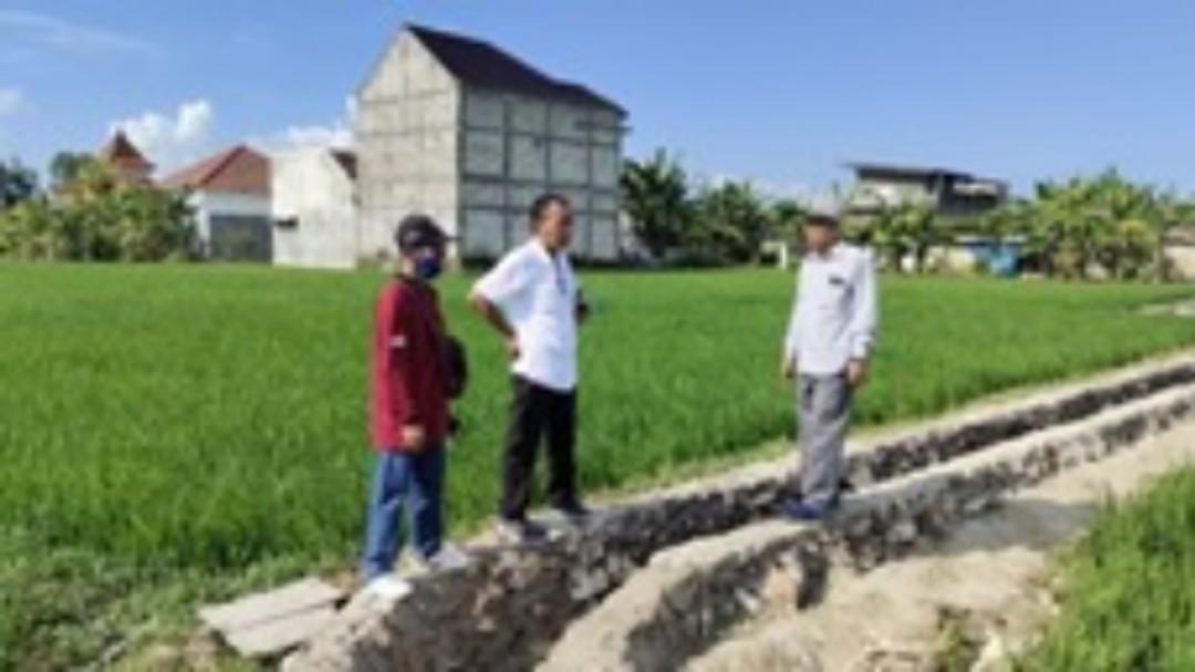 Berita Foto_ Tahap Penyelesaian Pekerjaan P3-TGAI di Sumenep