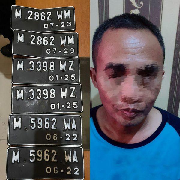 Meresahkan Warga, Pelaku Curanmor di Pasar Anom Sumenep Berhasil Diamankan Polisi